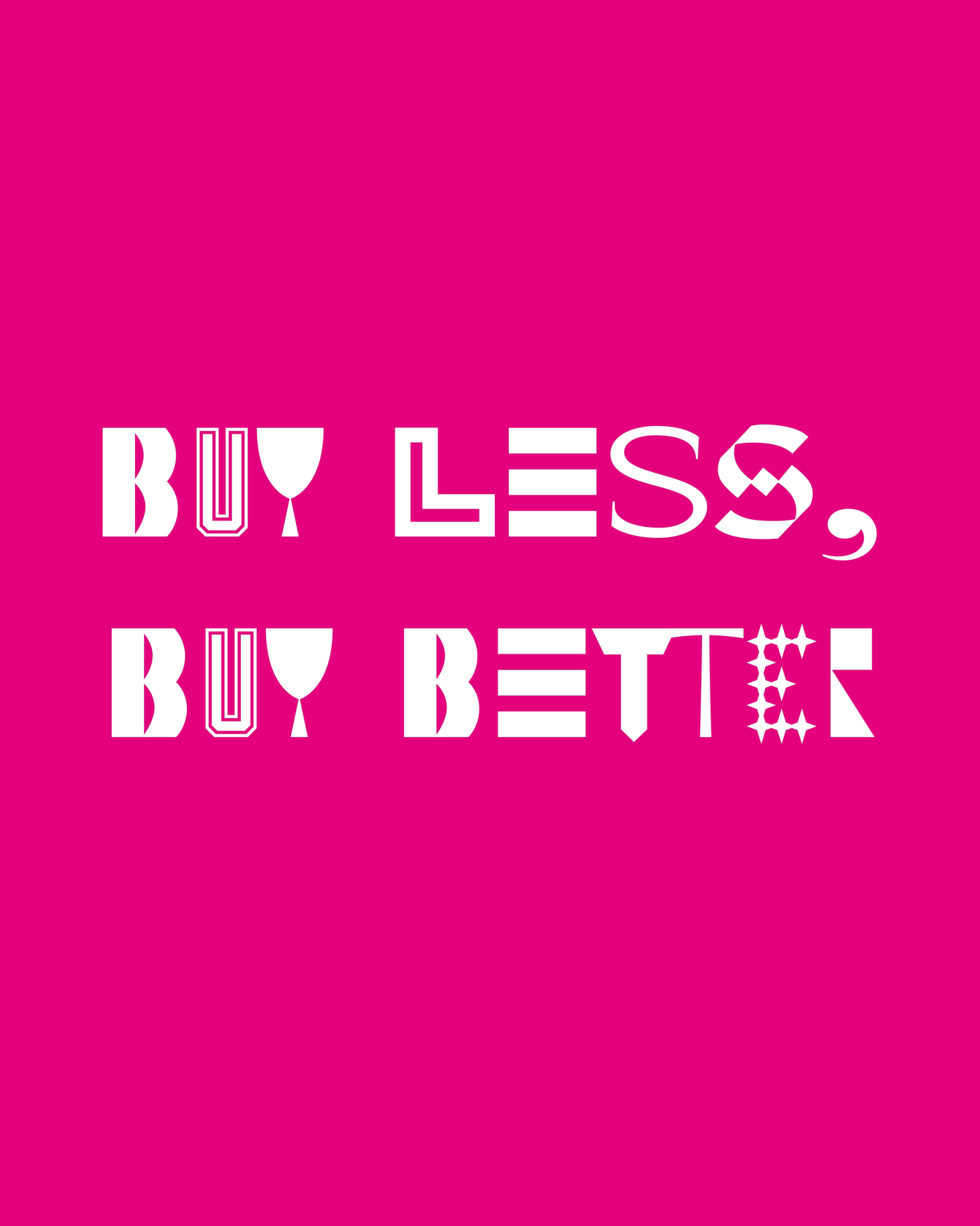 Buyless buy better allabout magazine