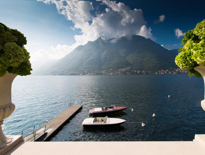 Villa Lario, Lago di Como.